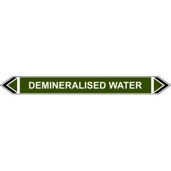 Spectrum Industrial Flow Marker - Demineralised Water (Green - 5 pack)