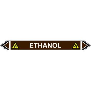 Spectrum Industrial Flow Marker - Ethanol (Brown - 5 Pack)