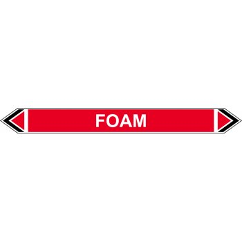 Spectrum Industrial Flow Marker - Foam (Red - 5 pack)