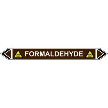 Spectrum Industrial Flow Marker - Formaldehyde (Brown - 5 Pack)