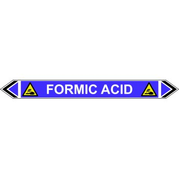 Spectrum Industrial Flow Marker - Formic Acid (Violet - 5 pack)