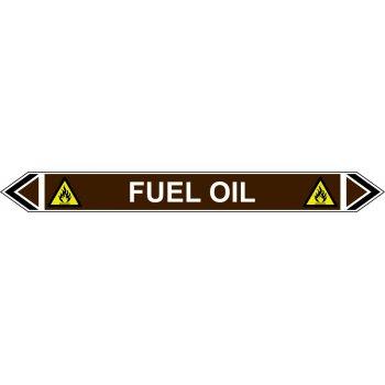 Spectrum Industrial Flow Marker - Fuel Oil (Brown - 5 Pack)