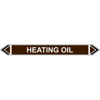 Spectrum Industrial Flow Marker - Heating Oil (Brown - 5 Pack)