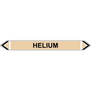 Spectrum Industrial Flow Marker - Helium (Yellow Ochre - 5 pack)