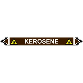 Spectrum Industrial Flow Marker - Kerosene (Brown - 5 Pack)
