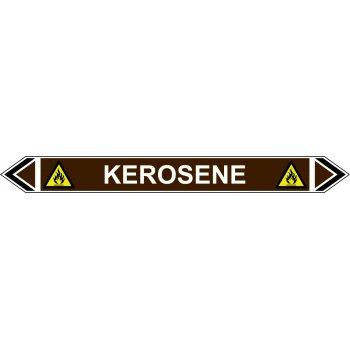 Spectrum Industrial Flow Marker - Kerosene (Brown - 5 Pack)