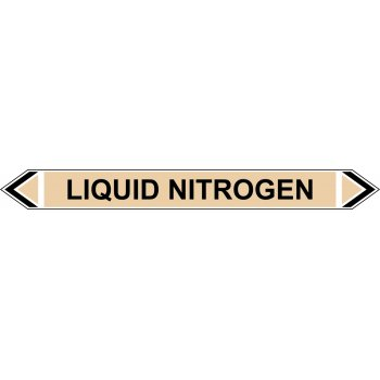 Spectrum Industrial Flow Marker - Liquid Nitrogen (Yellow Ochre - 5 pack)