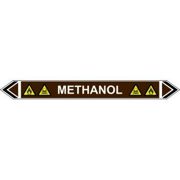Spectrum Industrial Flow Marker - Methanol (Brown - 5 Pack)