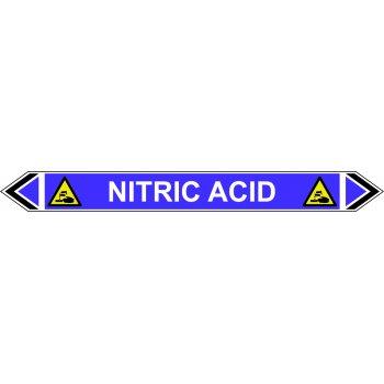 Spectrum Industrial Flow Marker - Nitric Acid (Violet - 5 pack)