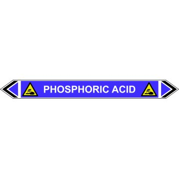 Spectrum Industrial Flow Marker - Phosphoric Acid (Violet - 5 pack)