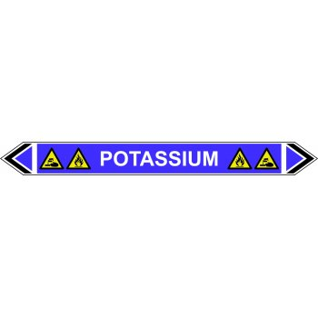 Spectrum Industrial Flow Marker - Potassium (Violet - 5 pack)