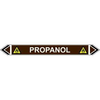 Spectrum Industrial Flow Marker - Propanol (Brown - 5 Pack)