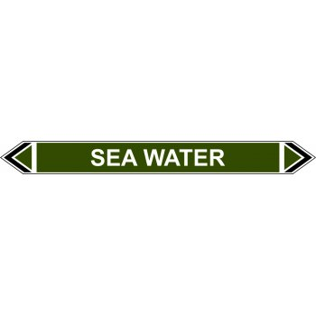 Spectrum Industrial Flow Marker - Sea Water (Green - 5 pack)