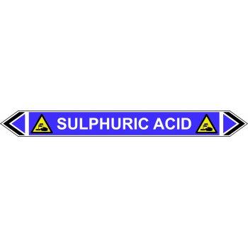 Spectrum Industrial Flow Marker - Sulphuric Acid (Violet - 5 pack)