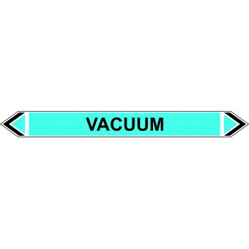 Spectrum Industrial Flow Marker - Vacuum (Light Blue - 5 pack)
