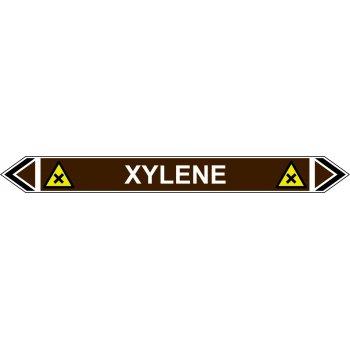 Spectrum Industrial Flow Marker - Xylene (Brown - 5 Pack)