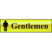 Gentlemen - POL (200 x 50mm)