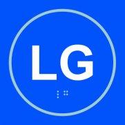 LG (text) - Taktyle (150 x 150mm)