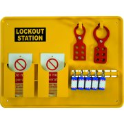 Lockout Station Kit - 5 Station