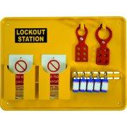 Lockout Station Kit - 5 Station