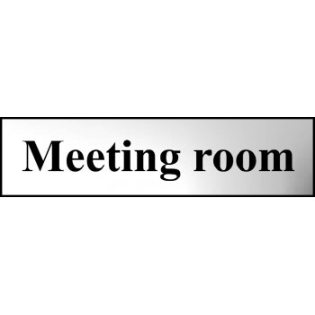Spectrum Industrial Meeting room - CHR (200 x 50mm)