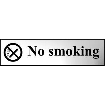 Spectrum Industrial No smoking - CHR (200 x 50mm)