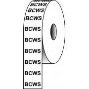 Pipeline Tape - BCWS (50mm x 33m)