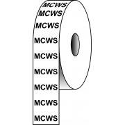 Pipeline Tape - MCWS (50mm x 33m)