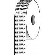 Pipeline Tape - RETURN (50mm x 33m)