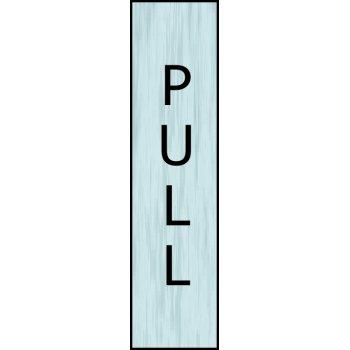 Spectrum Industrial Pull (vertical) - SSE (200 x 50mm)