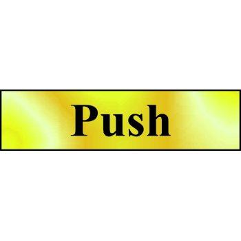 Spectrum Industrial Push - POL (200 x 50mm)