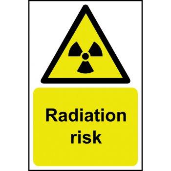 Spectrum Industrial Radiation risk - RPVC (200 x 300mm)