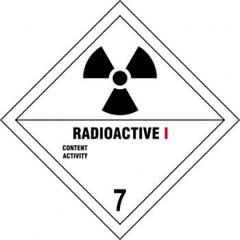 Spectrum Industrial Radioactive I 7 - SAV Diamond (200 x 200mm)