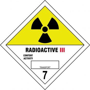 Spectrum Industrial Radioactive III 7 - SAV Diamond (200 x 200mm)