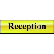 Reception - POL (200 x 50mm)