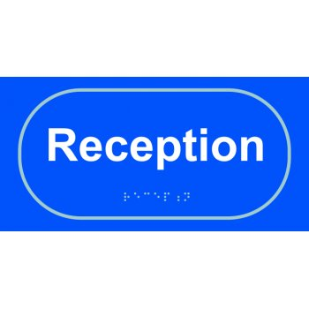 Spectrum Industrial Reception - Taktyle (300 x 150mm)