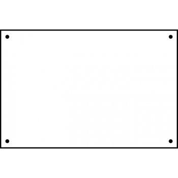 Spectrum Industrial Rigid Backing Board - FMX (600 x 400mm)