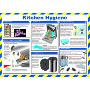 Safety Poster - Kitchen Hygiene