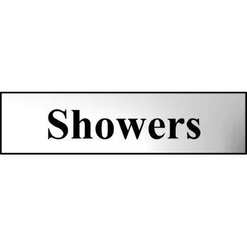 Spectrum Industrial Showers - CHR (200 x 50mm)