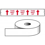 This way up - printed tape (50mm x 66m)
