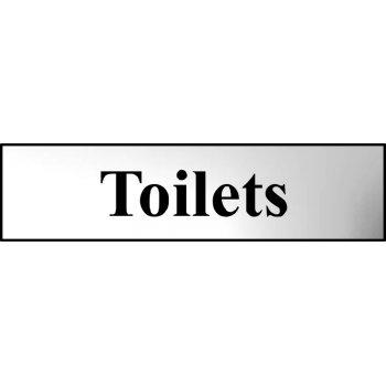 Spectrum Industrial Toilets - CHR (200 x 50mm)