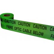 Underground Tape 150mm x 365mtrs Fibre optic cable below
