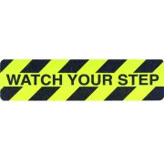 Watch your step - Non Slip Floor Treads (150 x 609mm Each)