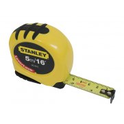 Stanley Tools Leverlock Tape 5m/16ft