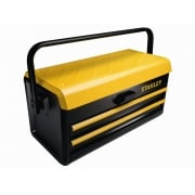 Stanley Tools Metal Toolbox 19in - 2 Drawer