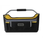 Stanley Tools Open Tote Tool Bag with Rigid Base 20in