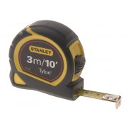 Stanley Tools Pocket Tape 3m / 10ft (Width 12.7mm) Loose