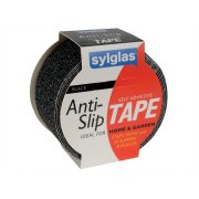 Sylglas Anti-Slip Tape 50mm x 18m Black