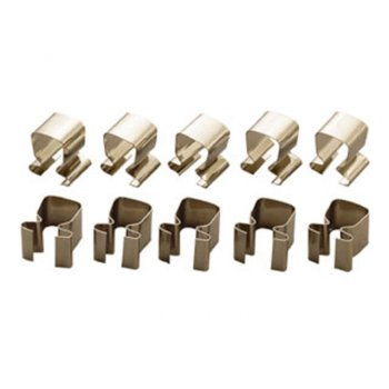 Teng 3/8in Socket Clips Pack of 10