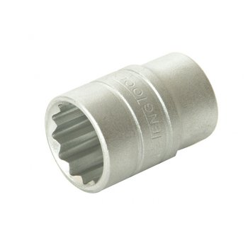 Teng Bi-Hexagon Socket 12 Point 1/2in Drive 30mm